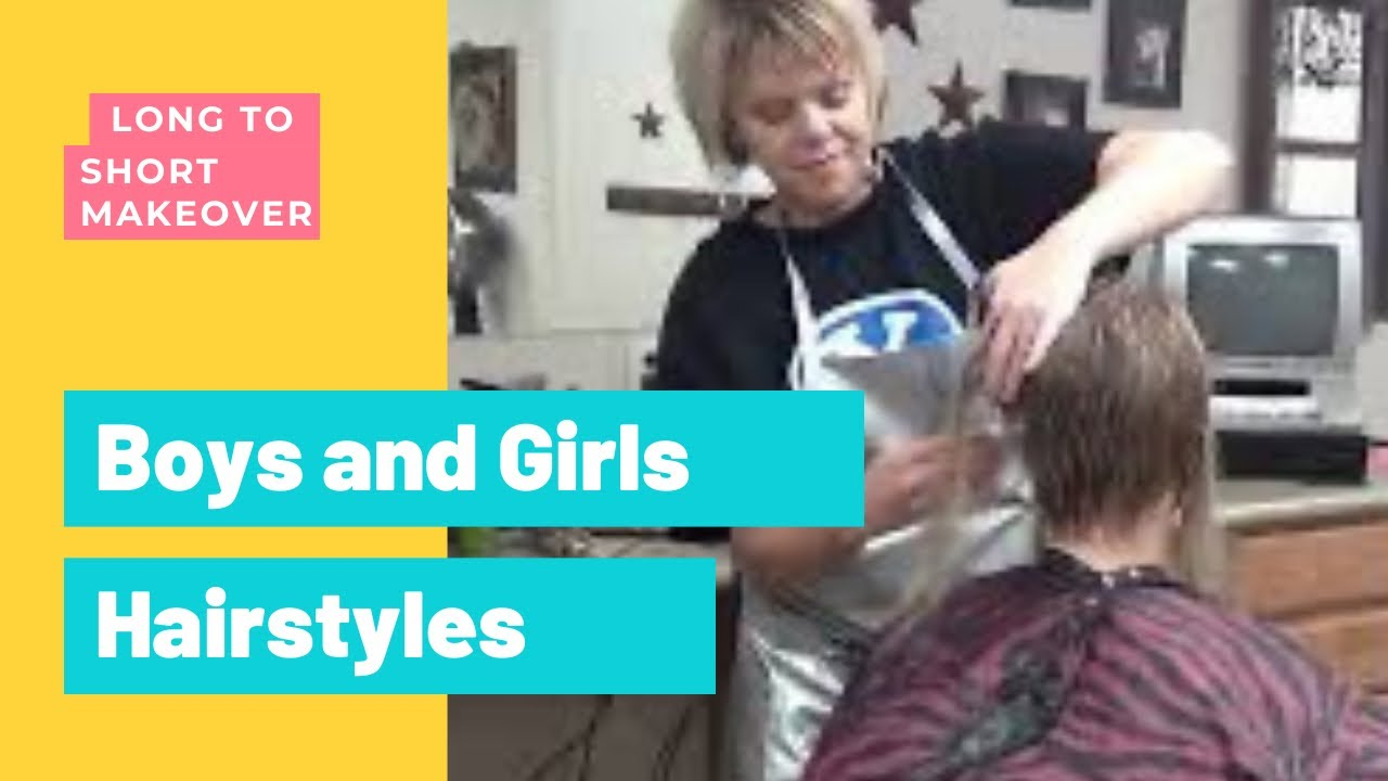 R Style Hair Studio: (Ladies Haircuts) From Long Hair To Short Girls Hairstyles