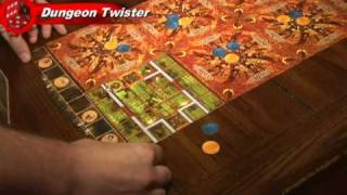 Dungeon Twister Video Review
