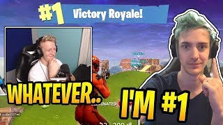 Ninja WON Against Tfue in a $20,000 Fortnite Tournament! - Fortnite Best and Funny Moments
