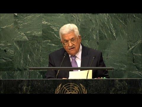 """Abbas à l'ONU: la colonisation israélienne """"détruit"""" tout espoir"""
