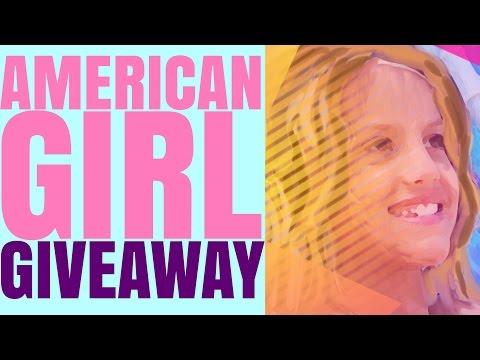 American Girl Gift Card Giveaway