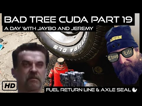 Bad Tree Cuda Part 19.  A day with JayBo and Jeremy. This should be good.