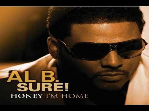 AL B. SURE! - I love it!(High Quality)