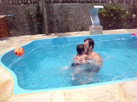 Rico Na Piscina Youtube