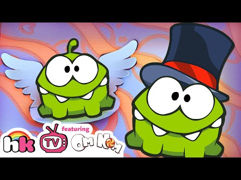 Om Nom Stories | Cartoons for Children | Magic Tricks & More | Cut The Rope | HooplaKidz TV
