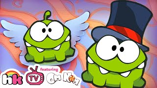 Halloween | Magic Tricks | Halloween Cartoons | Om Nom Stories | HooplaKidz TV