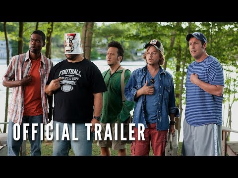 Official Grown Ups Trailer  - In Theaters 6/25