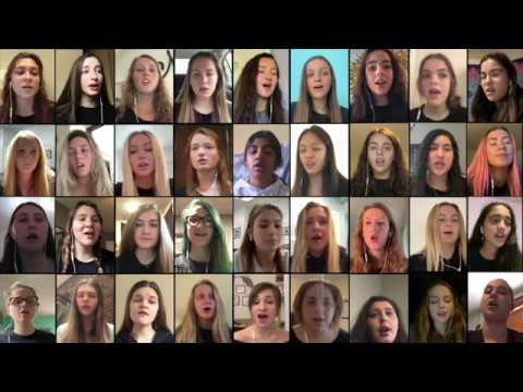 He Ain't Heavy - North Allegheny Virtual Choir