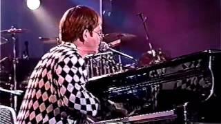 Elton John - Made In England (Live in Rio de Janeiro, Brazil 1995) HD