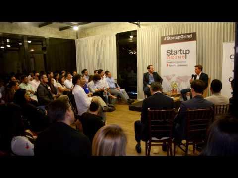 Startup Grind Santo Domingo presenta a Pedro Freire