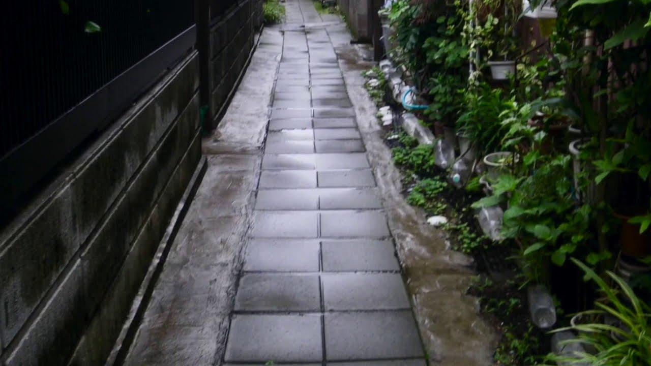 世界の路地写真 横浜 子安