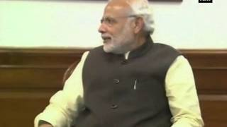 Imran Khan meets Prime Minister Narendra Modi