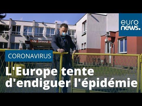 Épidémie de coronavirus: le bilan en France passe à 6 morts et 377 personnes contaminées