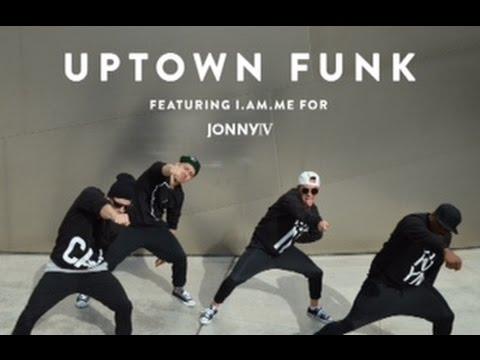 Am me crew uptown funk ft bruno mars dance video markronson