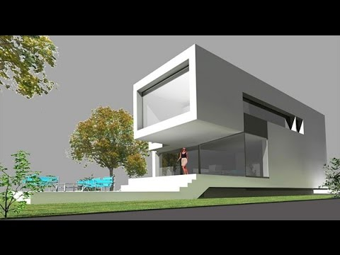 Dise os de casas peque as y economicas youtube for Programa para casas 3d