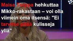 """Maisa Torppa hehkuttaa Mikko-rakastaan: """"Ei tarvitse pitää kulisseja yllä"""""""