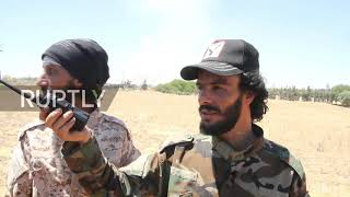 Libya: Clashes between GNA and LNA continue in battle for Tripoli