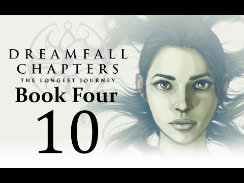 Let's Play Dreamfall Chapters Book Four: Revelations Part 10 - Castle Tower