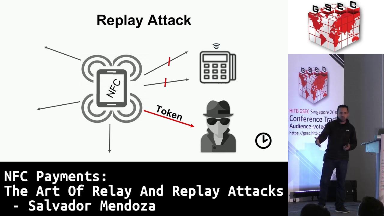 #HITBGSEC 2018 D2: NFC Payments: The Art Of Relay And Replay Attacks -  Salvador Mendoza