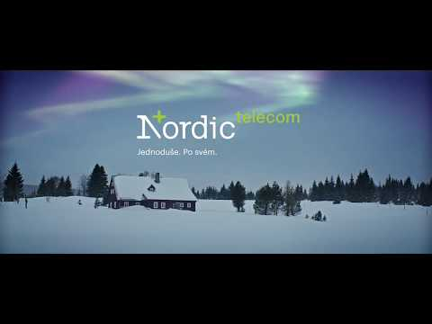 Nordic Telecom - Snow machine
