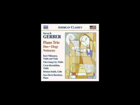 Gershwiniana for 3 violins by Steven R. Gerber. Kurt Nikkanen, Cho-Liang Lin, Cyrus Beroukhim.