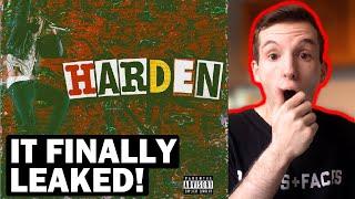 FINALLY! | Lil Uzi Vert - Harden (LEAK REACTION / REVIEW)