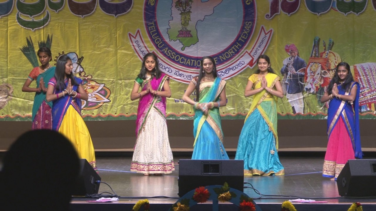 2017 TANTEX SANKRAANTI - TOLLYWOOD Movie Dance Medley