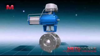 Клапан регулирующий МЕТАРОССА серии Segment(, 2012-09-13T12:48:24.000Z)