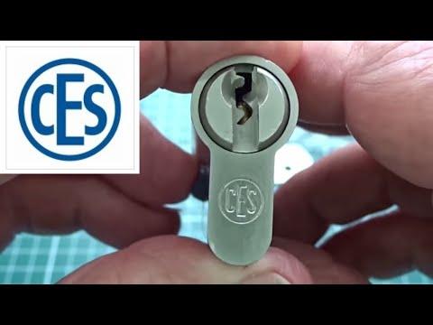 Взлом отмычками CES   (1177) CES Euro