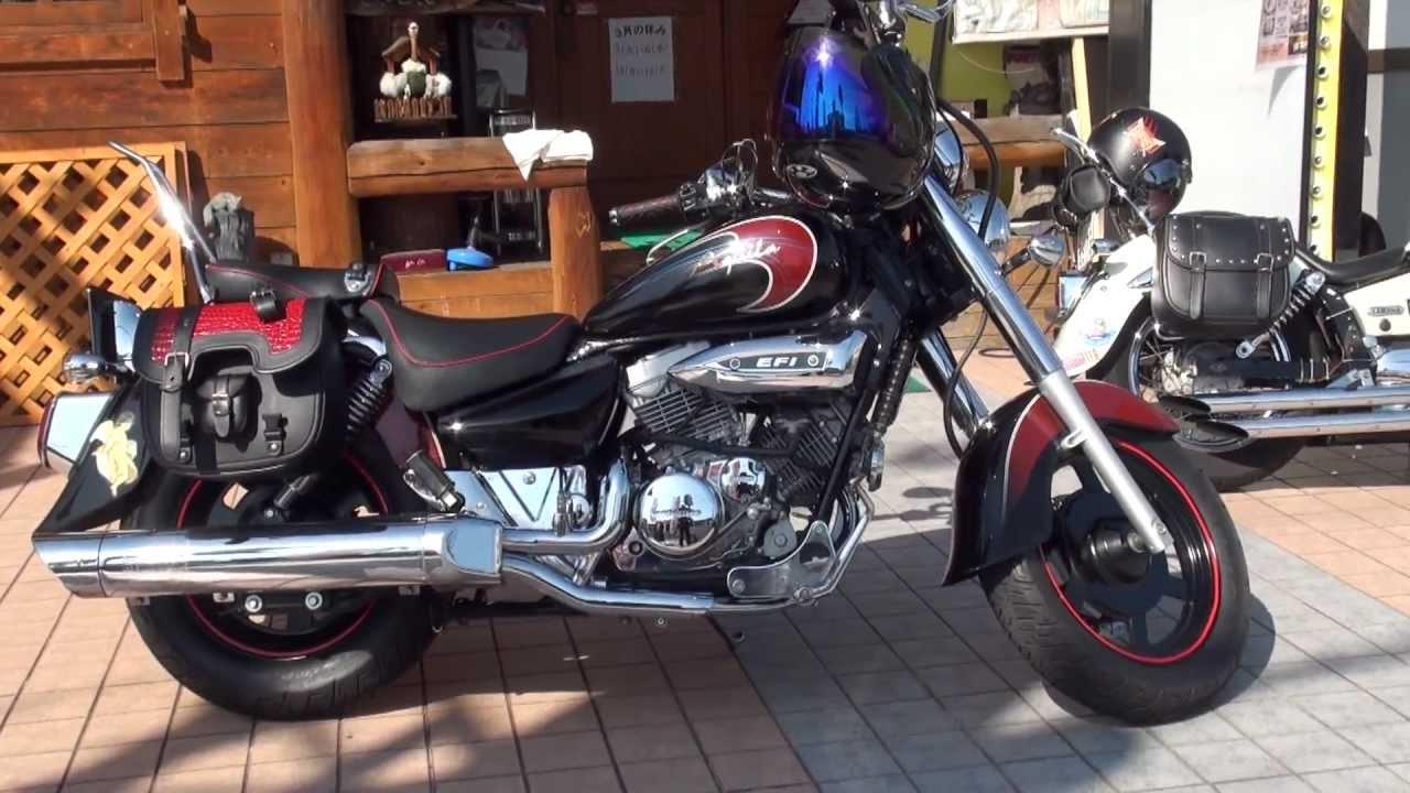 アメリカン バイク 250cc
