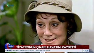KRT TV HD 01/Yıldız Kenter'in Vefatı