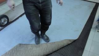 Пылевыбивальная машина в работе(, 2017-05-28T08:16:35.000Z)