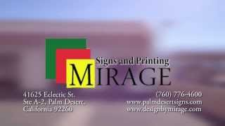 Mirage Commercial
