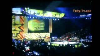 NXT Fatal 4 way Match Opening Introduction by Tony Chimel.