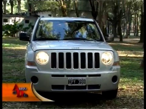 JEEP PATRIOT SPORT 2.4 (2010) TEST AUTO AL DÍA.