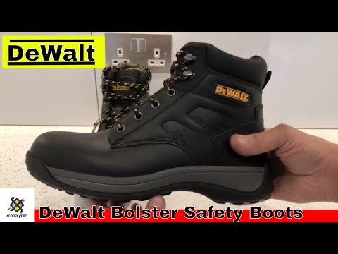 dewalt-bolster-safety-boots-unboxing