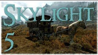 Skylight 5 (Skyrim Mod Preview) : Gypsy Eyes Caravan