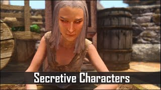 Skyrim: 5 More Secretly Interesting Characters you May Not Have Spotted in The Elder Scrolls 5
