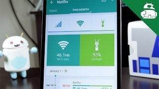 Save data on Netflix by using Opera Max! screenshot 4