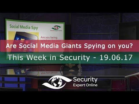 Are social media giants spying on you through your phone & laptop?