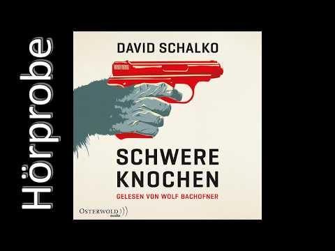 David Schalko: Schwere Knochen Hörprobe