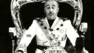 FRANCO CREA LAS CORTES ESPAÑOLAS 18-07-1942