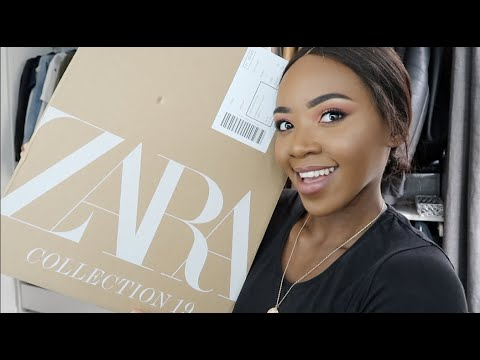 NEW IN ZARA HAUL | SUMMER EDITION