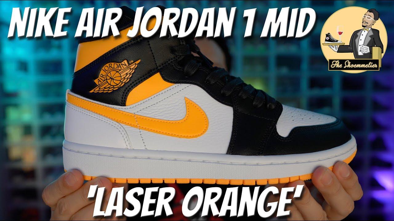 aj1 mid orange