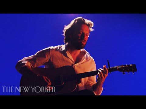 Father John Misty - The Memo [Live] | The New Yorker