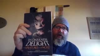Well-Read Beard Reviews In Darkness, Delight: Creatures of the Night