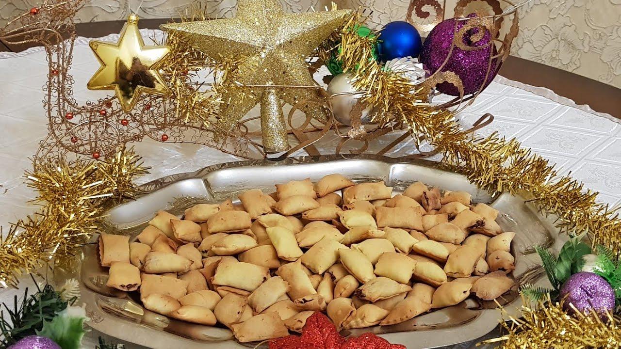 Dolci Di Natale Basilicata.Calzoncelli Ricetta Tradizionale Di Natale Basilicata E Puglia Youtube