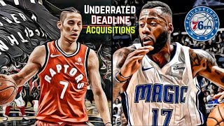 Top 6 Sneaky Great NBA Trade Deadline Acquisitions In 2019