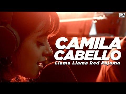 Camila Cabello Sings Llama Llama Red Pajama
