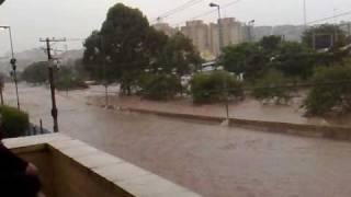 Enchente São Paulo 03/02/2010 - Extra Penha - Piso 1